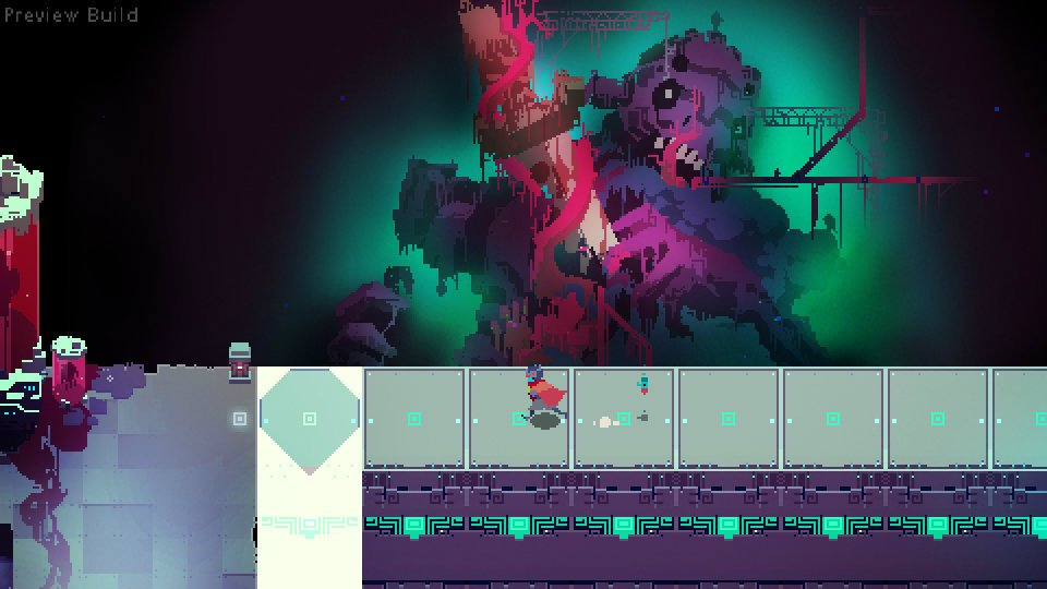 Hyper Light Drifter gameplay